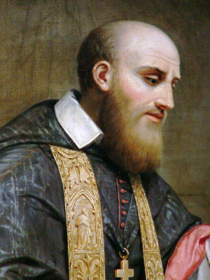 St Francis de Sales – Patron of Bald Writers