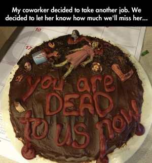 Saying Goodbye To a Coworker. Saying Goodbye To a Coworker ...
