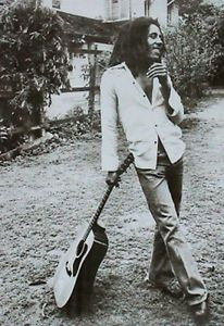 Bob Marley Poster Relax...