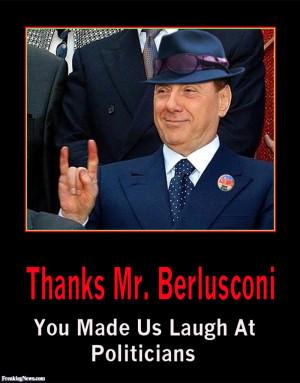 Silvio Berlusconi Very Funny Feb Omg