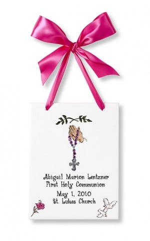 First Holy Communion Quotes