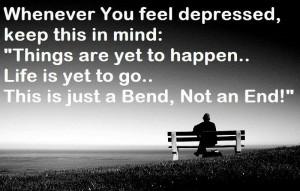 Depressed Quotes : Life Quotes