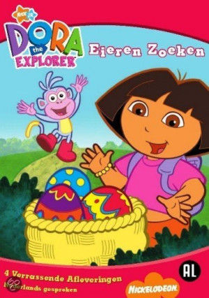 Dora The Explorer Eieren Zoeken
