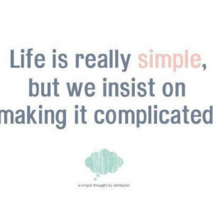 Simple Quotes Sayings And Such
