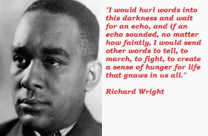 Look at the Life of Richard Wright, Author of