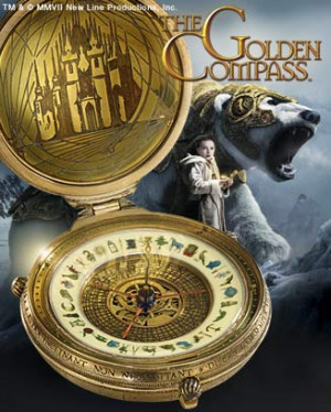 The Noble Collection: The Golden Compass authentic replica ...