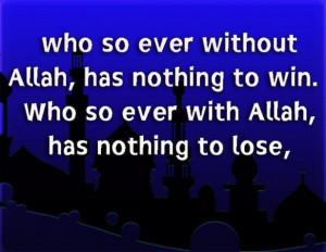 Inspiring Islamic Image Quotes