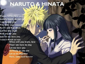 Naruto love quotes