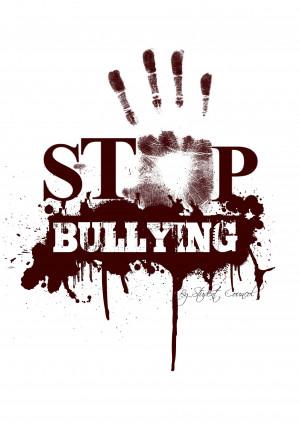 Stop Bullying Stop bullying