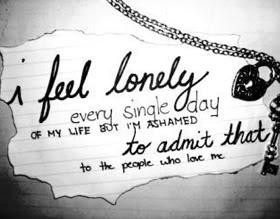 have soo many friends... but it seems like they just don't care ...