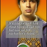View bigger - Rajesh Koothrappali Quotes for Android screenshot