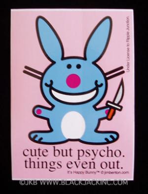 happy bunny - happy-bunny-posters Photo