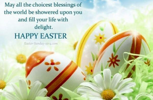 Easter Sayings Quotes 2014