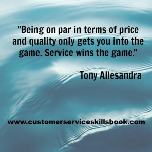 Essay on customer service excellence
