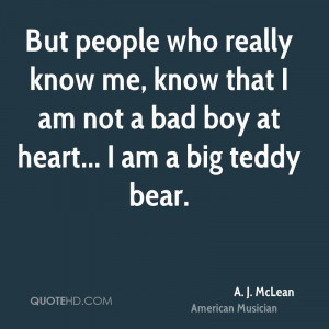 McLean Quotes