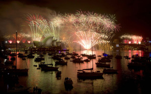 New Year 2015 in pictures: Fireworks and celebrations around the world ...