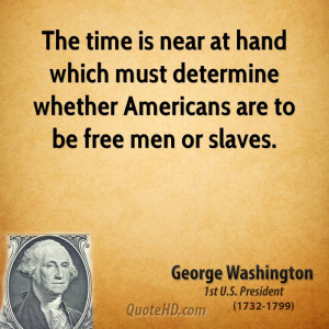 Essay/Term paper: George washington could not afford to end slavery