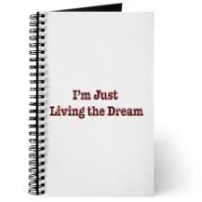 Living the Dream Journal for