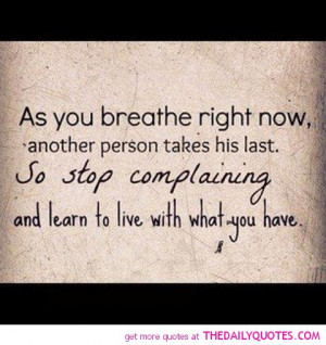 just breathe quotes and sayings
