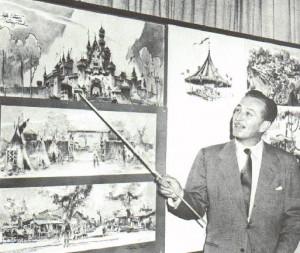 Disneyland's History