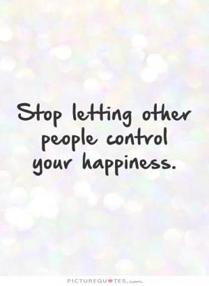 Control Quotes