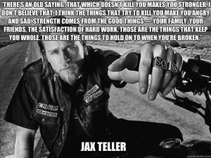 Jax Teller ♥
