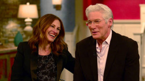 garry marshall julia roberts matt lauer julia roberts richard gere ...