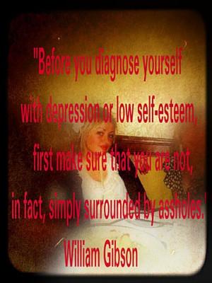 William Gibson Quote