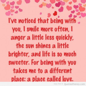 Cute Hugs And Kisses Quotes Cute hugging couple with
