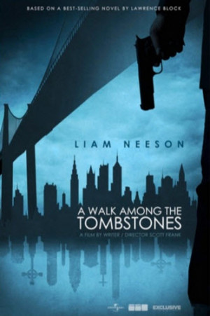 ... Tombstones - Liam Neeson uses his particular set of skills as a P.I