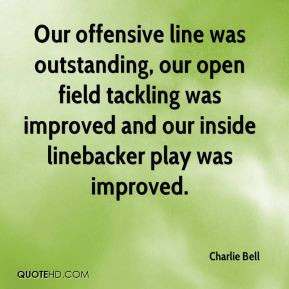 Tackling Quotes