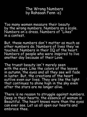 True beauty #beauty #quotes