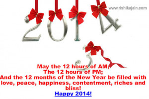 2014 New Year , Inspirational Quotes, Motivational Thoughts and ...
