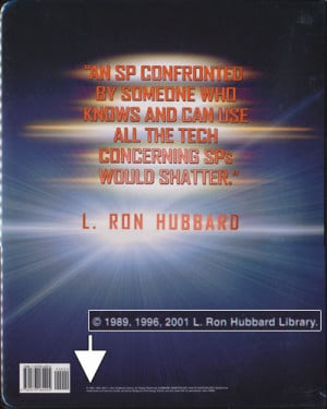 Quotes by SCIENTOLOGY inventor L. Ron Hubbard #3