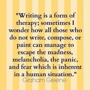 Graham Greene quote