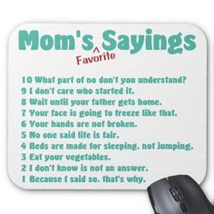Funny New Mother Quotes And Sayings ~ Funny Mom Quotes on Pinterest ...