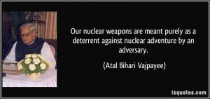 More Atal Bihari Vajpayee Quotes