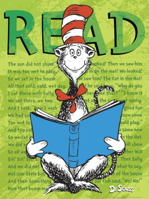 Home > Dr. Seuss™ Reading Promotions >