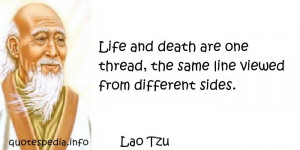 quotes reflections aphorisms - Quotes About Death - Life and death ...