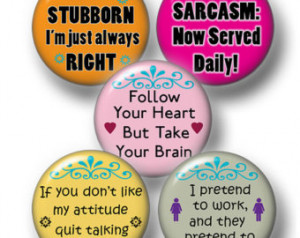 Bottle Cap Images FUNNY SARCASTIC SAYINGS No.1 Digital Collage Sheet 1 ...