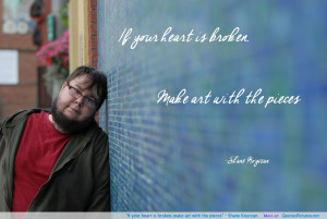 Shane Koyczan motivational inspirational love life quotes sayings ...