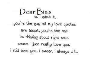 ELF Quotes #DearBias