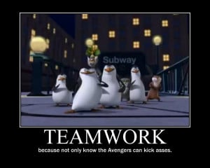 Funny Teamwork Motivational Quotes Funny teamwork motivational