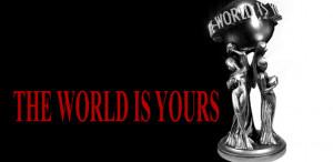 The World is Yours LWP vYeyo