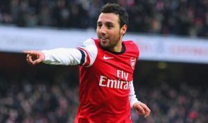 More good news for Arsenal fans as Spanish star Santi Cazorla ...