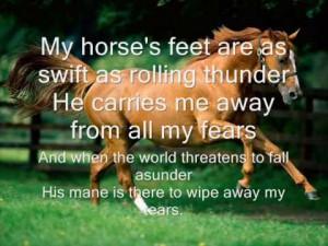 Horsey Gal