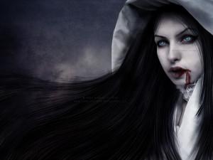 Dark vampire Image