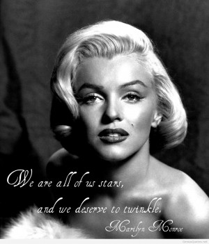 Marilyn Monroe Quotes And Sayings About Love Awesome Monroe Quote ...