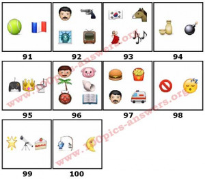 Emoji Icon Guess The Movie Level 41