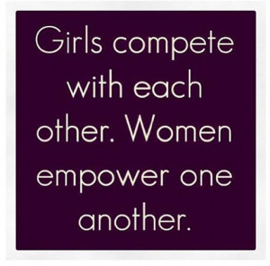 Sunday Inspiration: Empowering one another